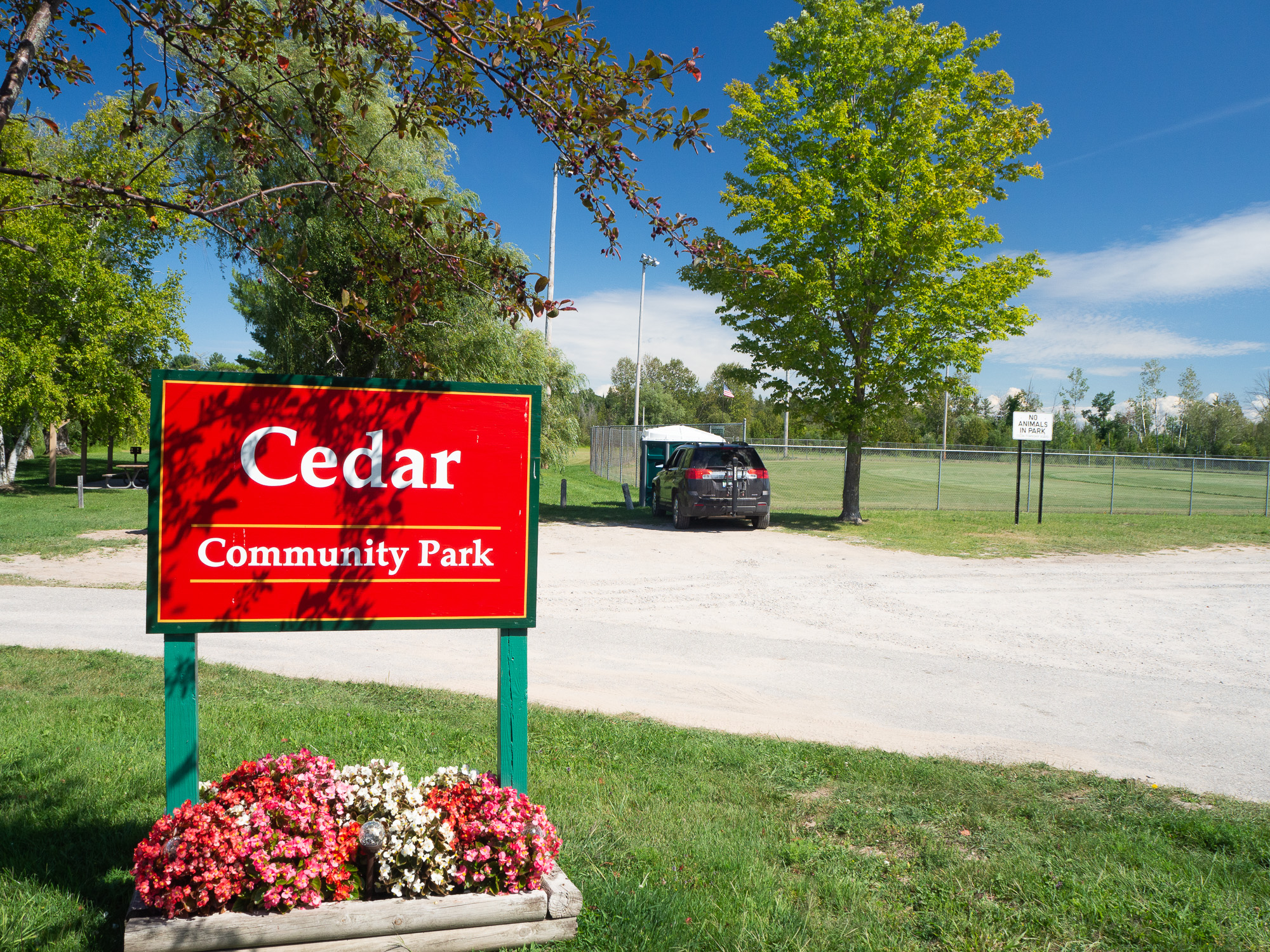 Cedar Michigan Community Park